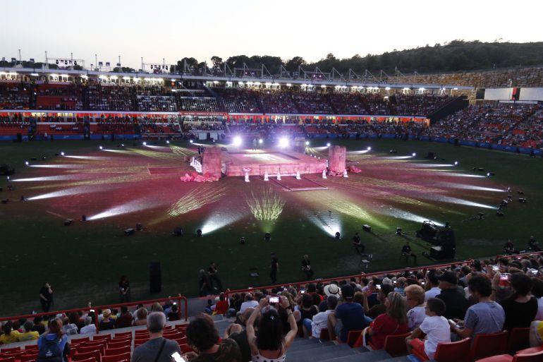 Detenido por intento de violación un atleta de los Juegos Mediterráneos