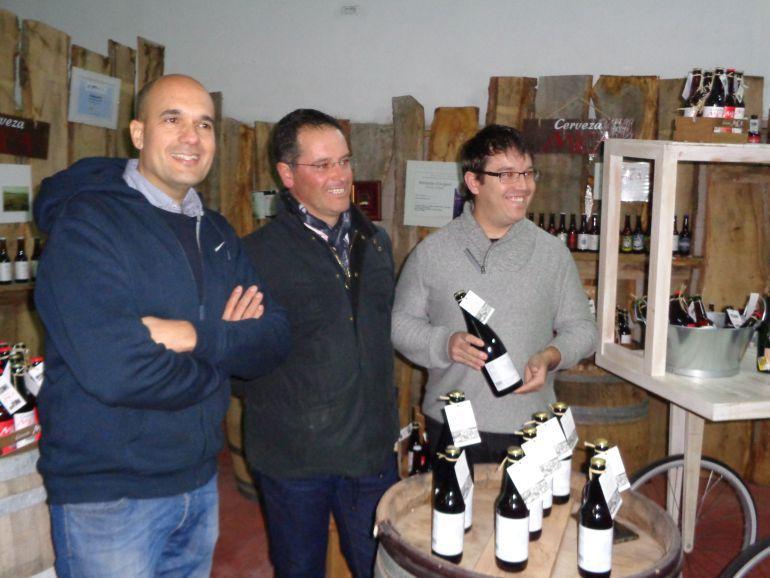 La cerveza de vendimia El Cotarro by Mica es una de las galardonadas en este concurso