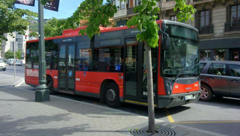 Así funcionan las nuevas 'paradas intermedias' de Bilbobus