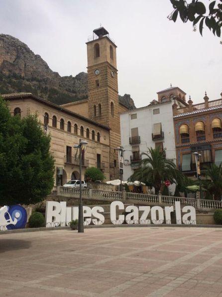 BluesCazorla se ha convertido en el festival internacional mas importante de la provincia