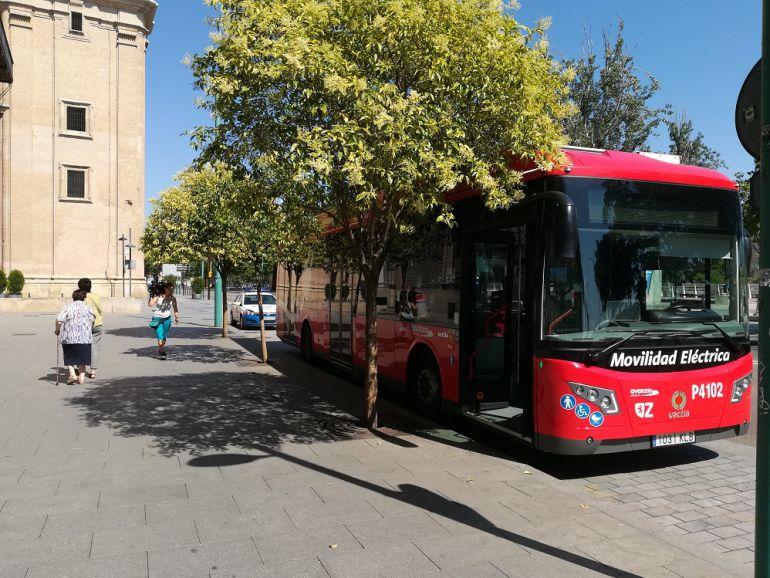 Zaragoza tendrá cuatro buses eléctricos en 2019 | Radio Zaragoza ...