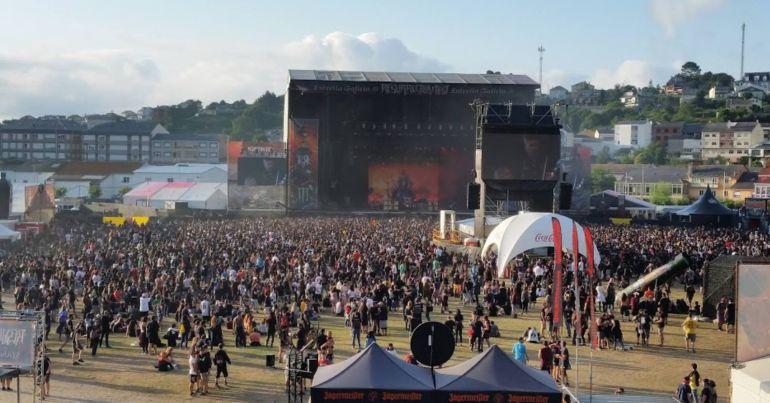 El Resurrection Fest 2018 traerá a Viveiro a 80.000 personas