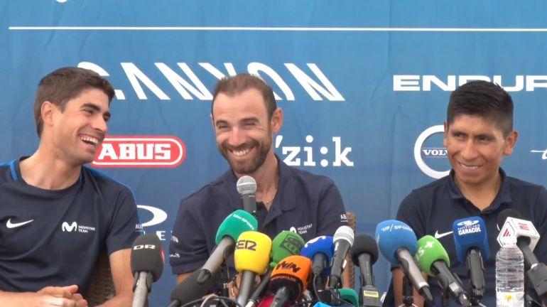 Valverde, Rojas y Luis León acuden a la ronda gala