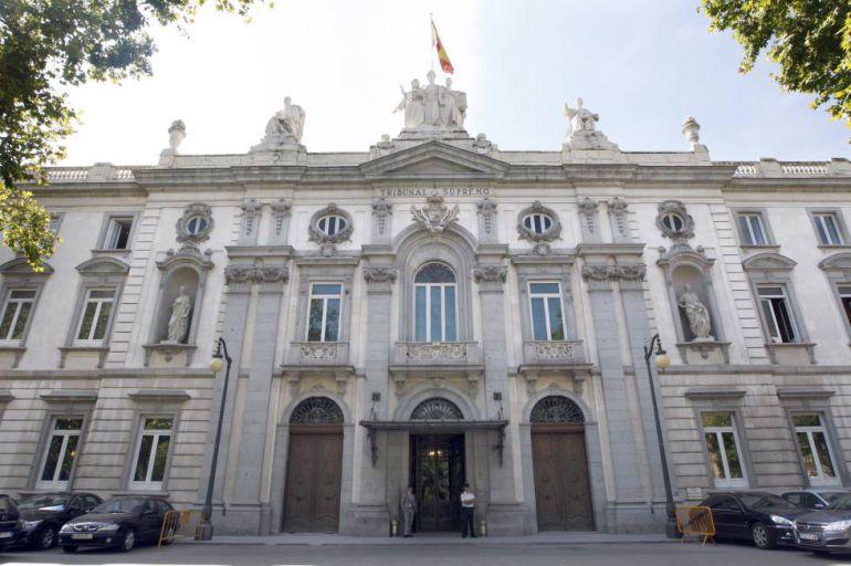Imagen de archivo del alto tribunal.