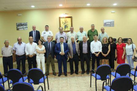 El consejero de Agricultura, Pesca y Desarrollo Rural, Rodrigo Sánchez Haro asistió en Chilluevar a la entrega de la acreditación como Entidades Asociativas Prioritarias de Andalucía (EAPA) a las cooperativas Interóleo y Jaencoop