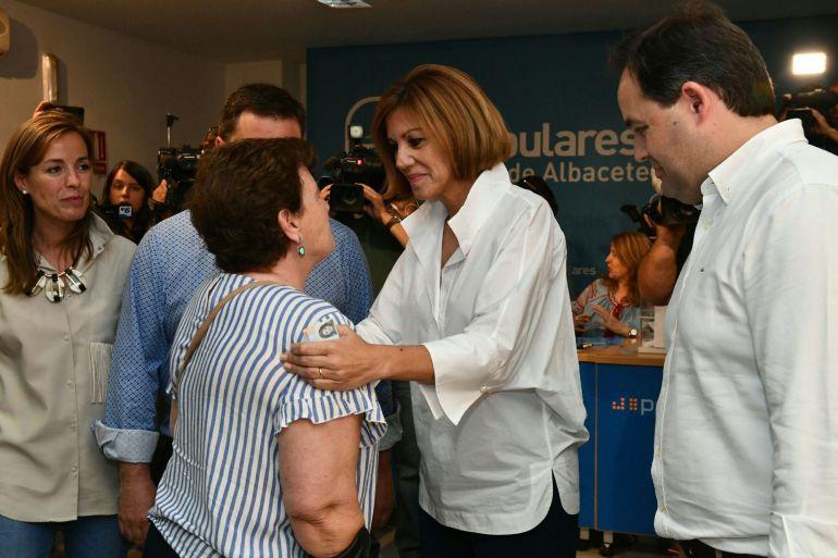 Cospedal arrasa en la provincia de Cuenca con más de 500 votos