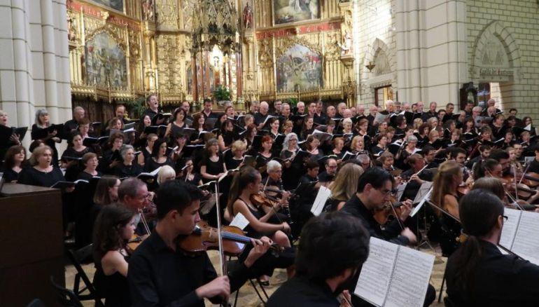 El XXV Festival de Música de La Mancha contará con una orquesta internacional