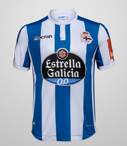 Camiseta RC Deportivo 2018-2019