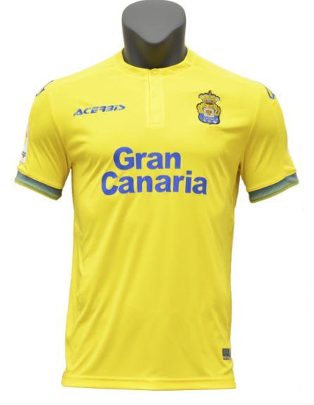 Camiseta UD Las Palmas 2018-2019