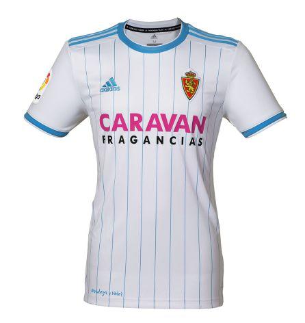 Camiseta Real Zaragoza 2018 - 2019