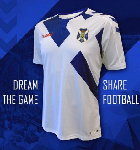 Camiseta CD Tenerife 2018 - 2019