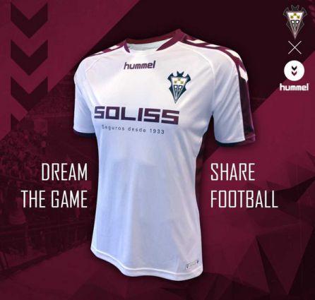 Camiseta Albacete Balompié 2018 - 2019