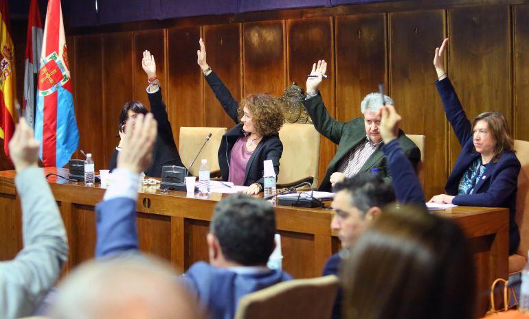 Imagen de una sesión plenaria