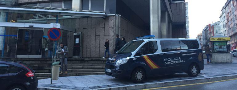 Juzgados de A Coruña