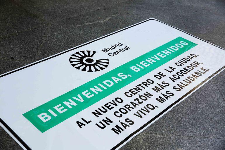 Guía para circular por el centro de Madrid a partir de noviembre