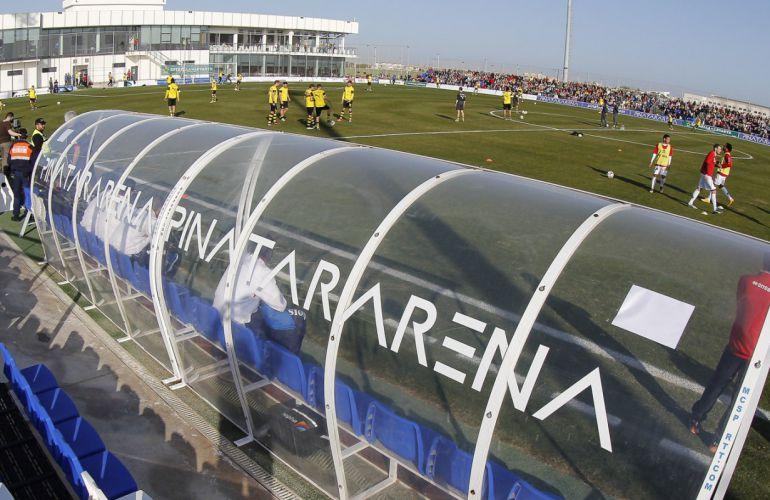 En estas instalaciones entrenará y jugará el Almería.