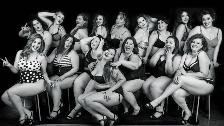 Nuevo calendario 'curvy' por la libertad de los cuerpos de las mujeres