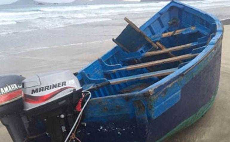 Una patera con ocho argelinos llegó a Menorca la semana pasada.