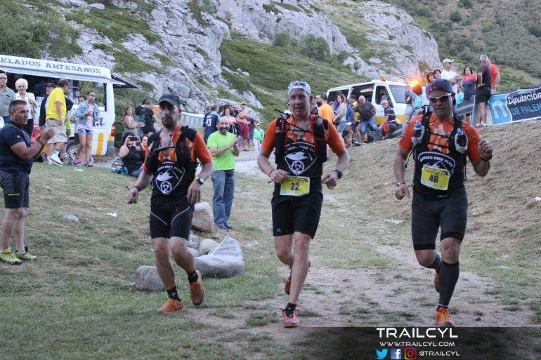 El Trail Series Montaña Palentina continúa en Puente Agudín