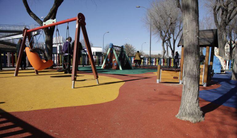 Los parques infantiles serán una de las materias mejoradas con las inversiones financieramente sostenibles