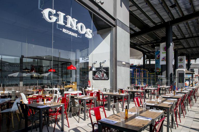 Abre en Albacete el restaurante Ginos