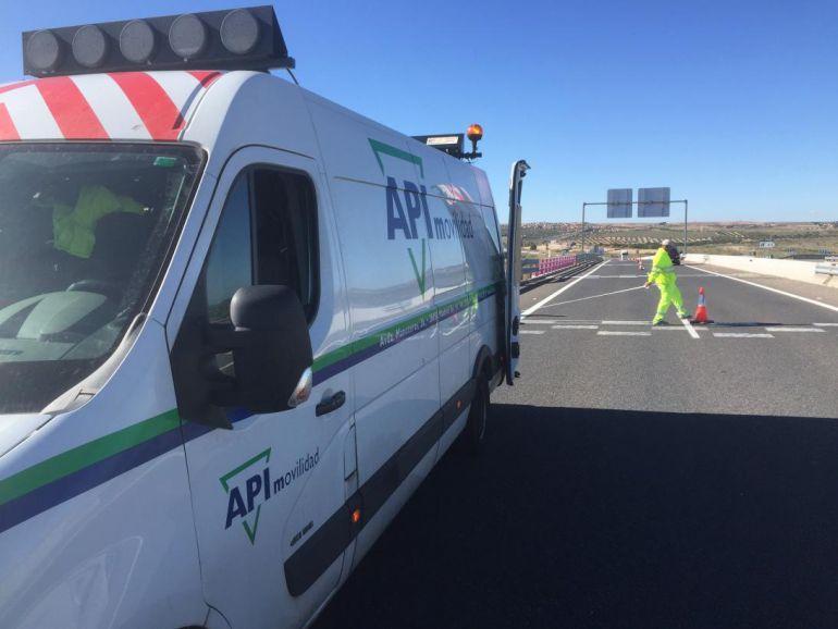 La Junta renueva la señalización de 450 kilómetros de carreteras de Toledo