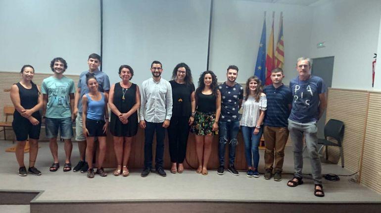 L'Alcora: L'Alcora contrata a 8 jóvenes a través del plan 'Avalem Joves Plus' de la Generalitat
