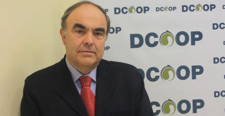 Antonio Luque, presidente de Dcoop.