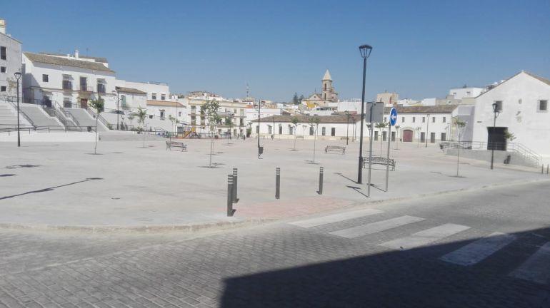 Plaza Belén de Jerez