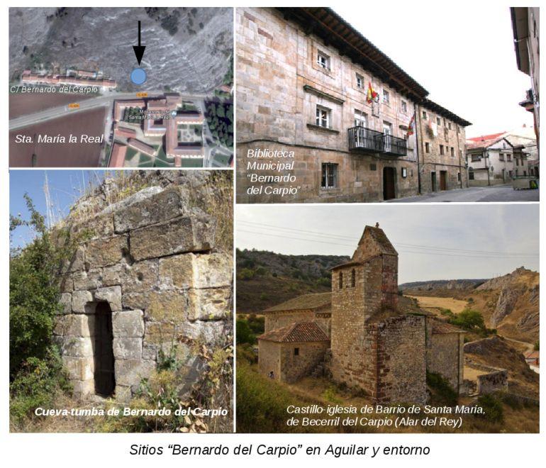 Sitios Bernardo del Carpio