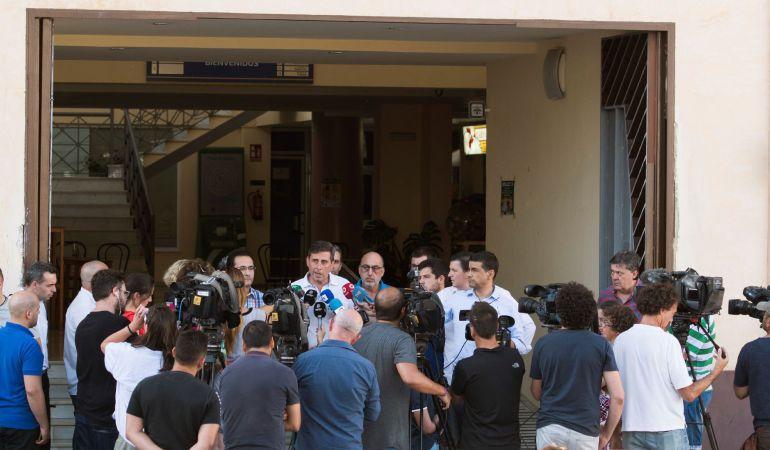 El Ayuntamiento de Pilas convoca para hoy una concentración de repulsa al crimen de Pau