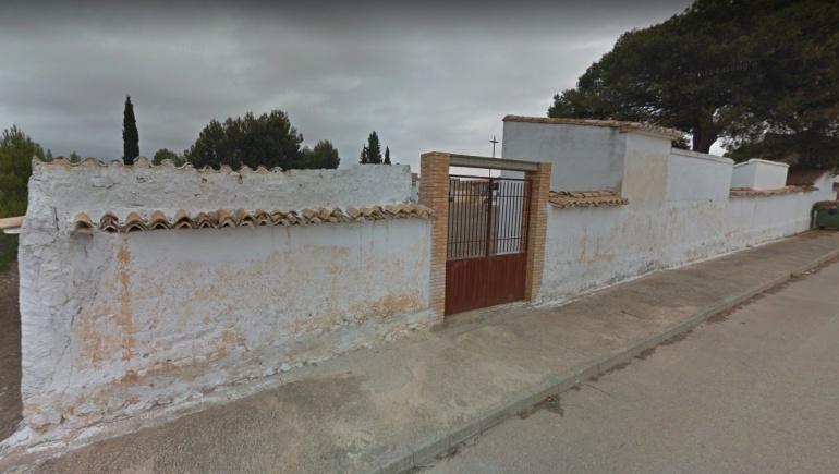 Cementerio de Venta del Moro