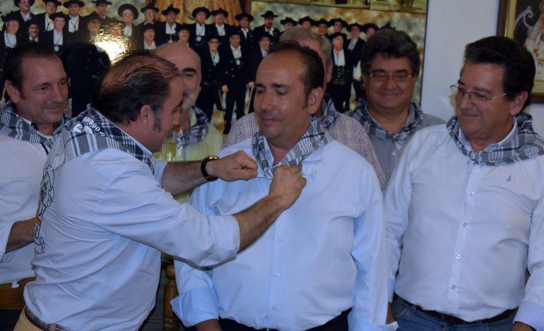 Jose Antonio López Rubio, pandorgo 2018