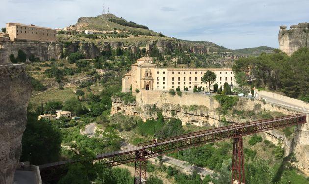 Puente de San Pablo de Cuenca.