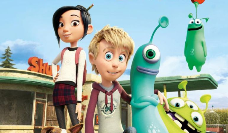 El cine de verano continúa hoy con 'Luis y los alienígenas'