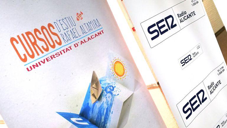 Hoy por Hoy Alicante en los Cursos de Verano Rafael Altamira de la Universidad de Alicante