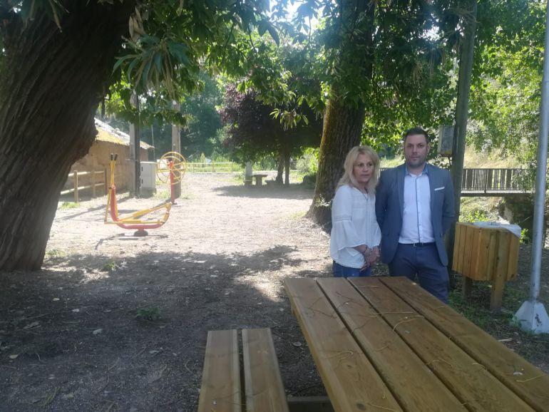 San Esteban estrena zona de ocio junto al OZA