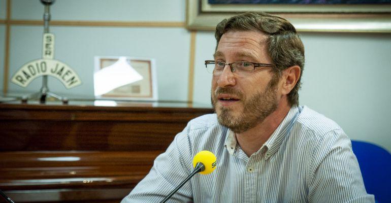 El viceportavoz del equipo de gobierno, Miguel Contreras.