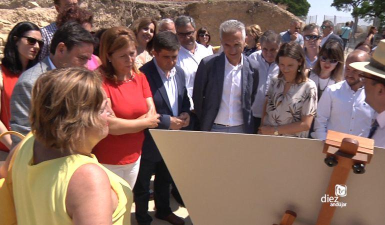 La Junta anuncia una línea de apoyo para conservar, investigar e intervenir en el patrimonio de los municipios