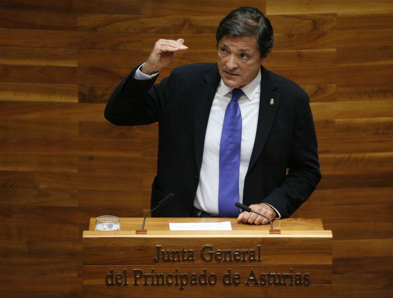 El presidente compareció este viernes con la vista puesta en su entrevista con Pedro Sánchez dentro de 10 días.