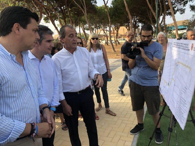 Dos millones de euros para la construcción de un tanque ambiental en Santiago de La Ribera