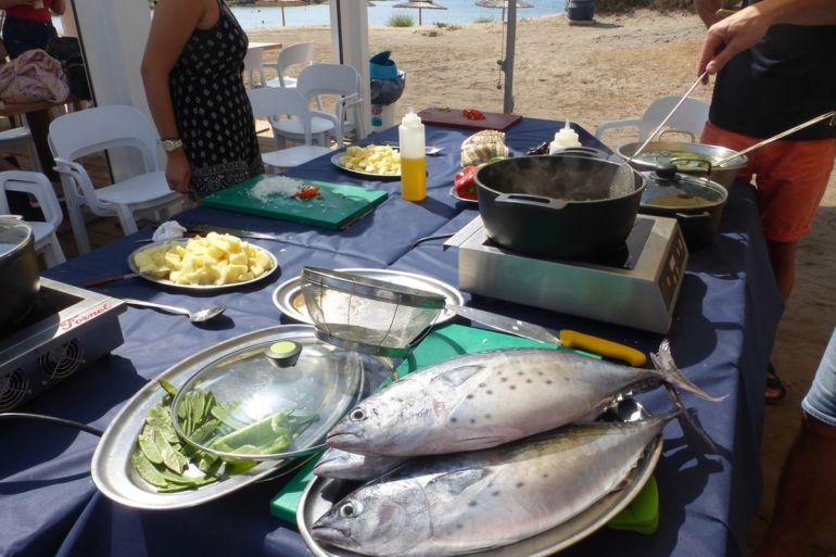El 17 de julio los amantes del medio marino y del pescado tienen una cita en Cabo de Palos
