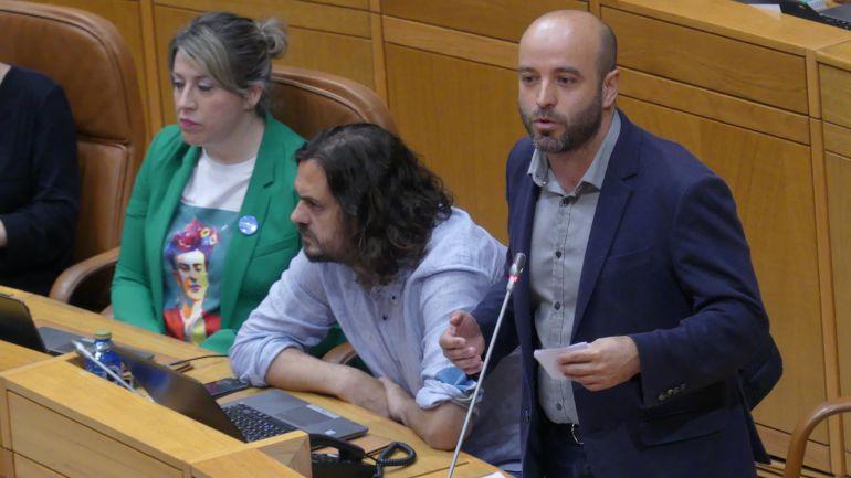 Luis Villares clama por el servicio de Hemodinámica 24 horas en el HULA