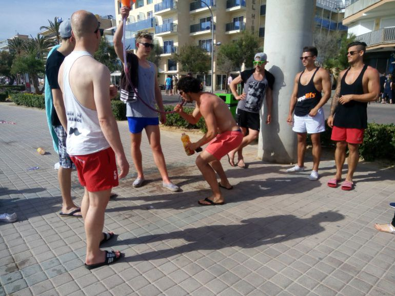 Los hoteleros de Playa de Palma confían en que la nueva ordenanza de sus frutos