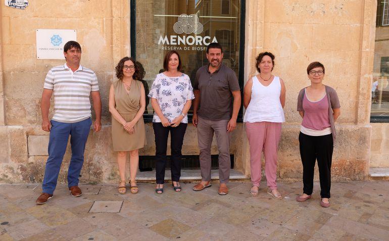 El convenio lo firmaron representantes municipales y de Foment del Turisme en Ciutadella.