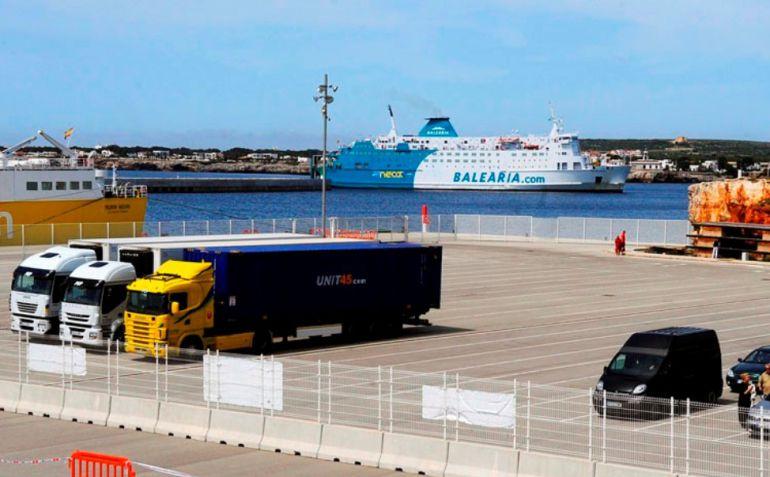 Las nuevas obras reforzarán las estructuras para la carga y descarga de vehículos.
