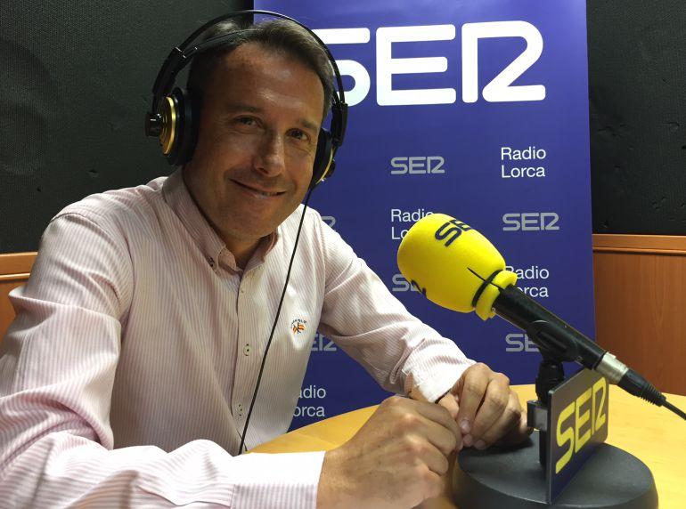 Fulgencio Gil, alcalde de Lorca