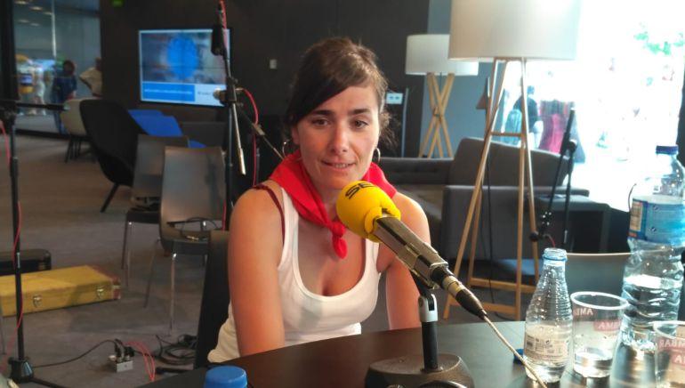 Ruth Itúrbide, investigadora en la UPNA sobre igualdad