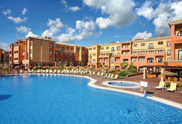Hoy por Hoy desde el hotel Barceló Punta Umbría
