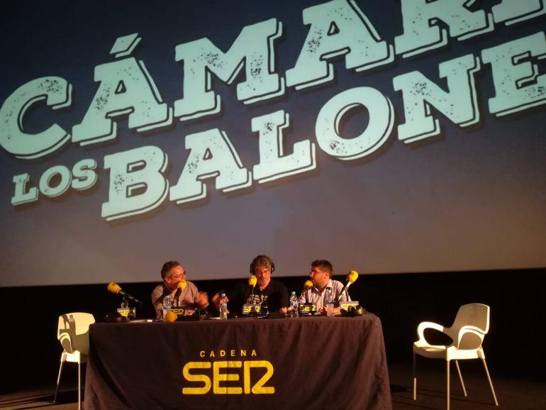 Gran éxito de la Cámara de los Balones en Huelva